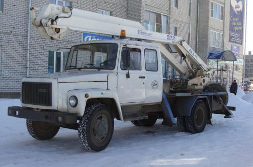 Ремонт Автовышек