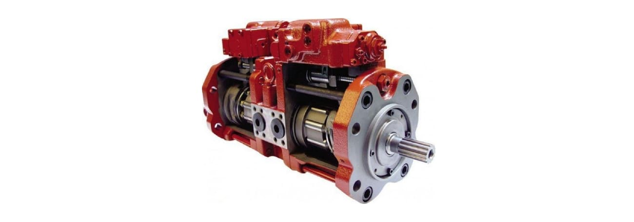 Ремонт регулируемых и нерегулируемых гидромоторов
