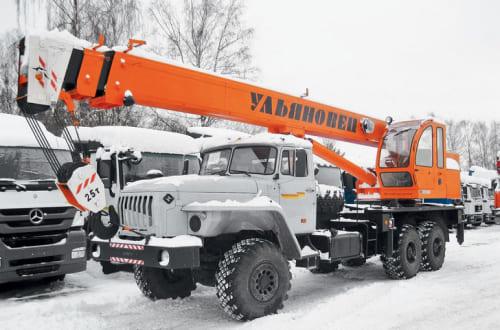 Ремонт Автокранов